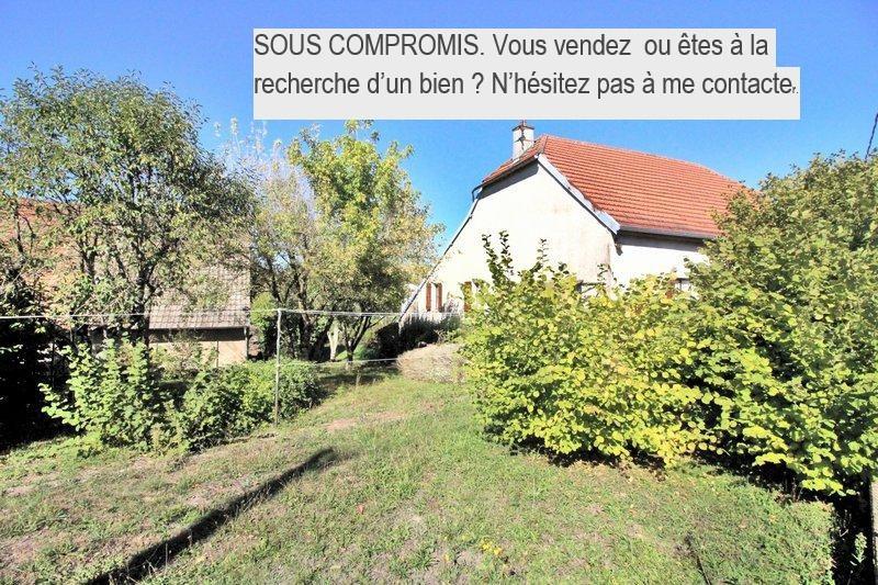 Vente maison/villa champagney
