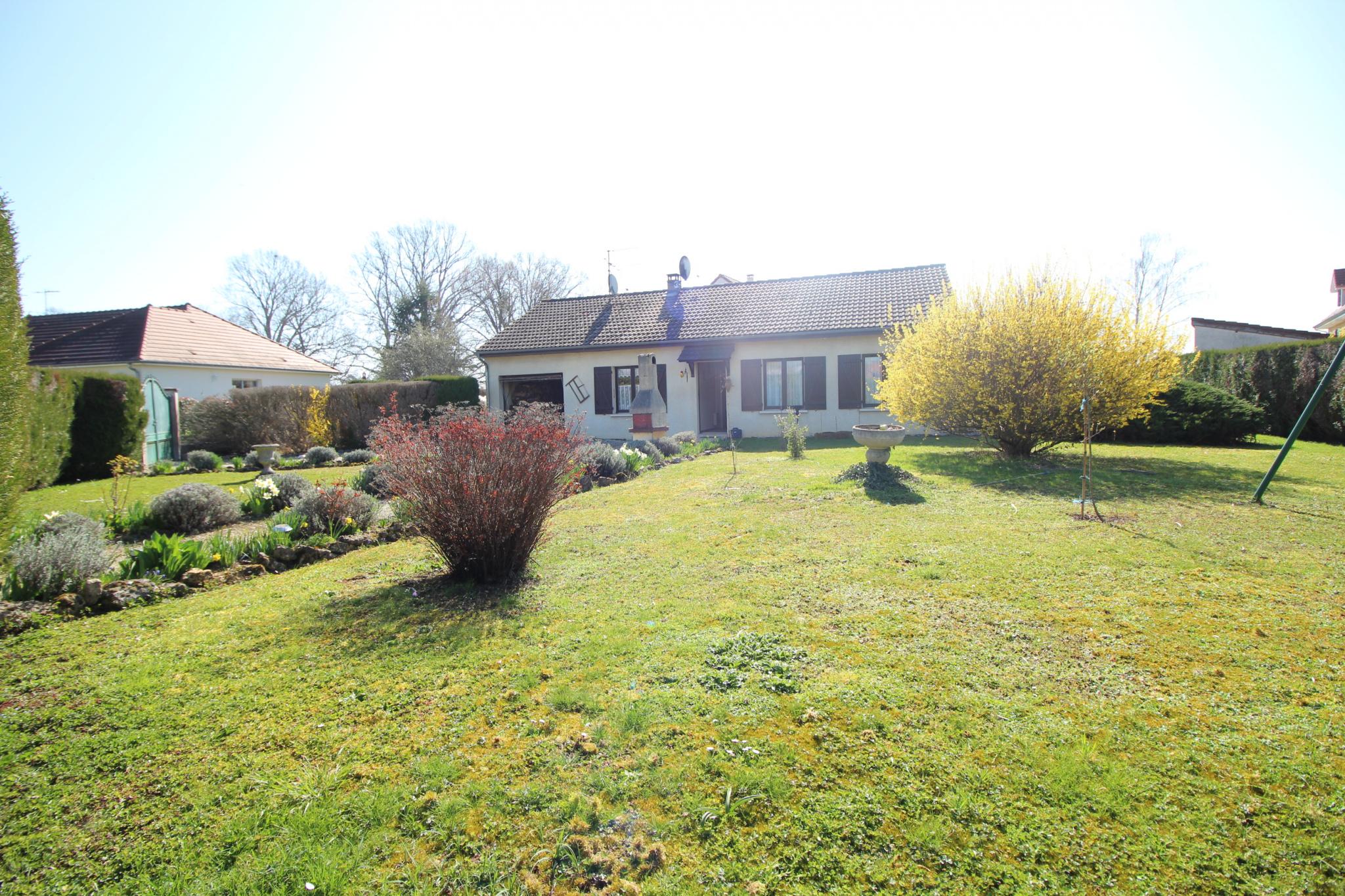 Vente maison/villa mirebeau sur beze
