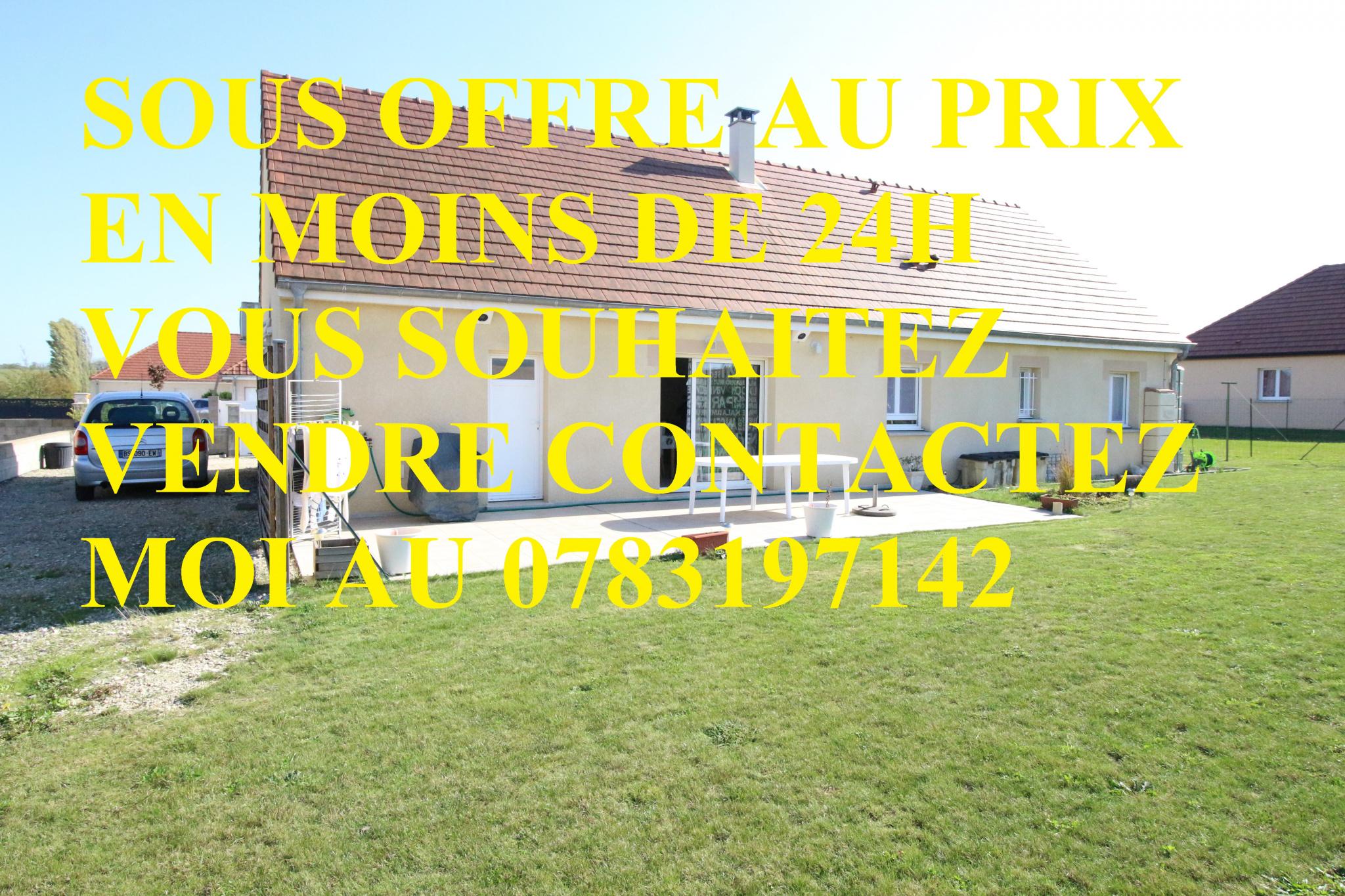 Vente maison/villa binges