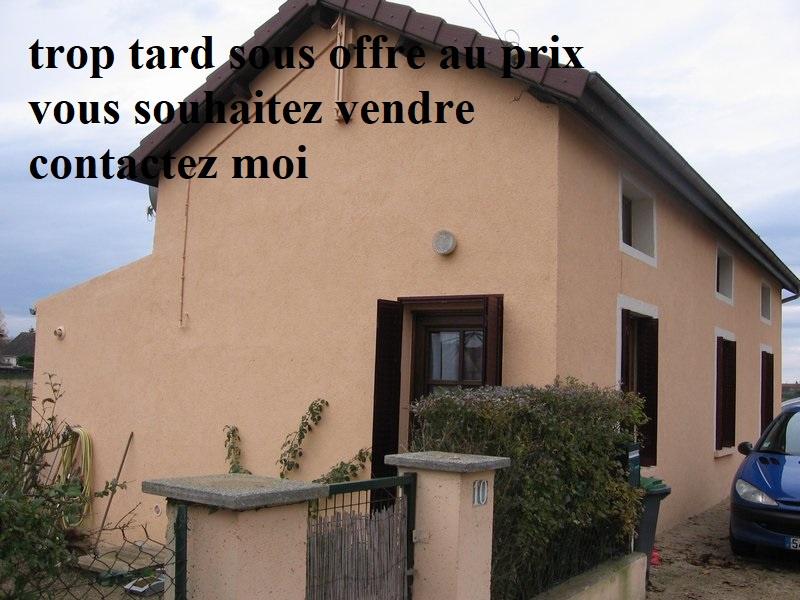 Vente maison/villa genlis